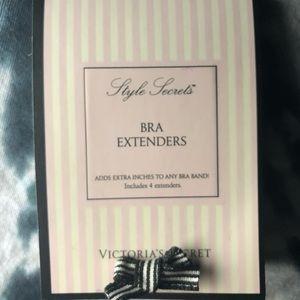 VS bra extenders